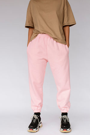 KHALO TRACKPANTS - LOLLY PINK (pre-order)