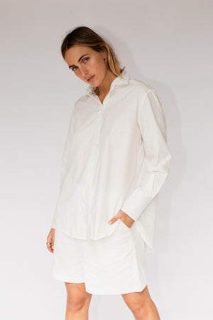 JULIETTE SHIRT - OFF WHITE