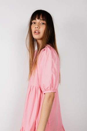 DARLA DRESS - LOLLY PINK
