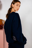 LAYLA JUMPER - NAVY