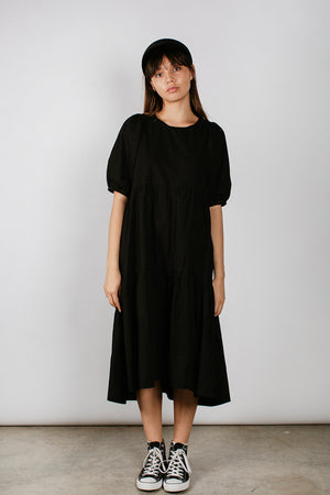 DARLA DRESS - BLACK