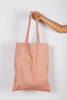 C7 BLUSH CORD TOTE BAG