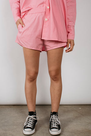 GEORGIA SHORT - LOLLY PINK