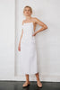 HAZEL DRESS - WHITE