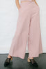 CELINE PANT - DUSTY ROSE