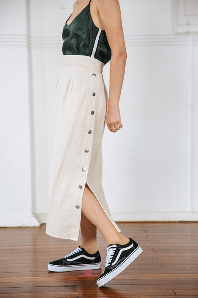 BRUNO SKIRT - CREAM