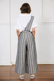HUNT JUMPSUIT - STRIPE