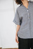 BONE SHIRT - DENIM CHAMBRAY