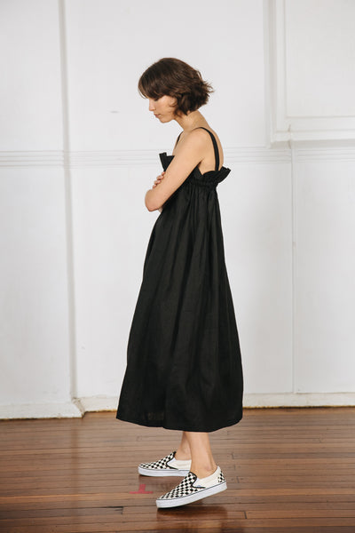 RILEY DRESS - BLACK