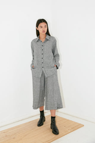 ARKET PANT - HOUNDSTOOTH