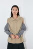CARTER SHIRT TAUPE