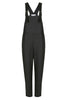 RAVEN JUMPSUIT - BLACK