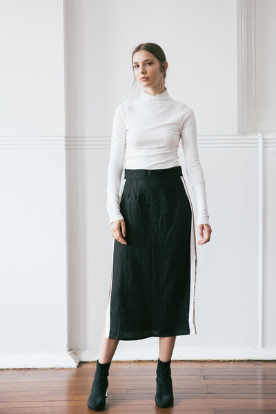 THOMAS SKIRT BLACK
