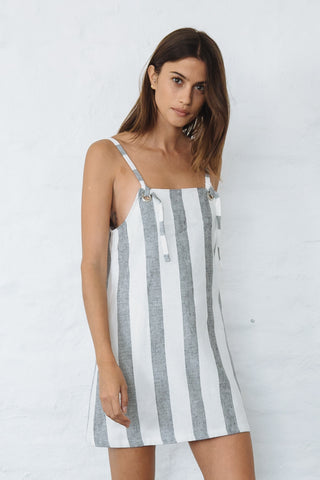 JACE MINI DRESS - STRIPE