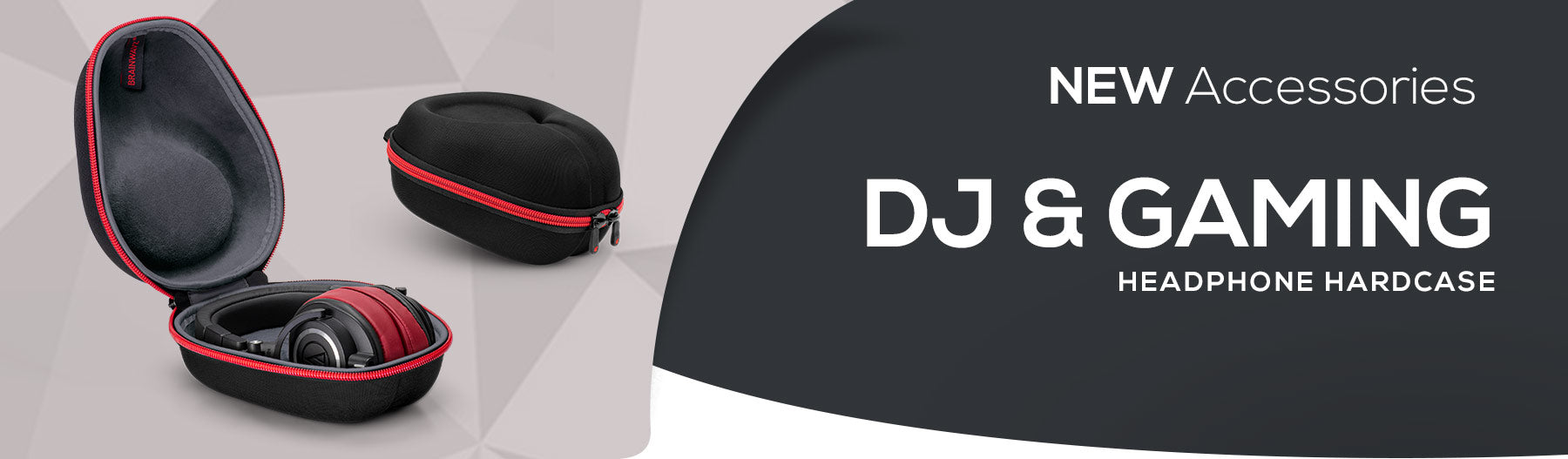 NEW - DJ & Gaming Hard Case