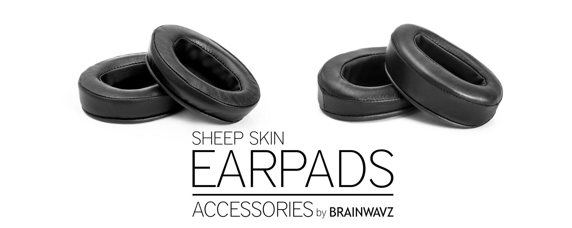 Brainwavz Earpads For Headphones: Now In Sheep Skin Leather!