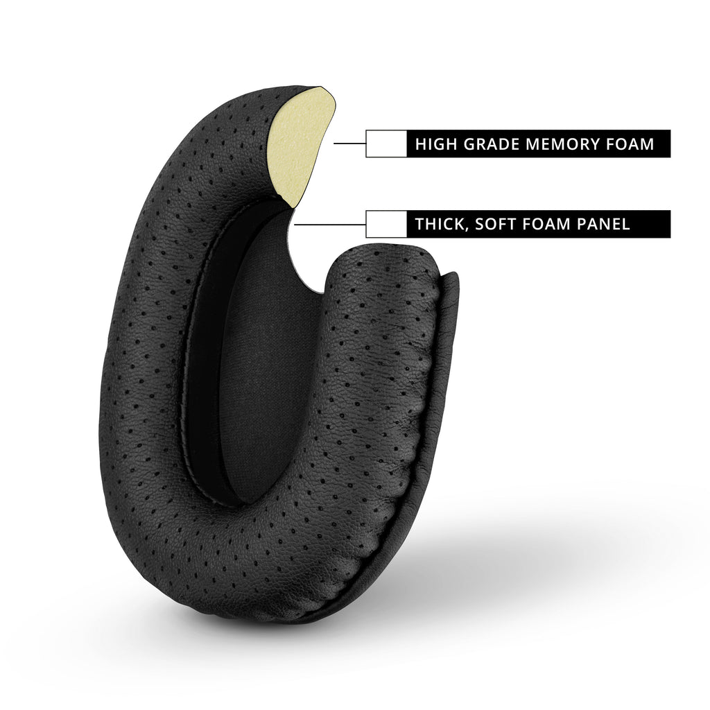 Brainwavz Sony earpads use hi-grade memory foam padding