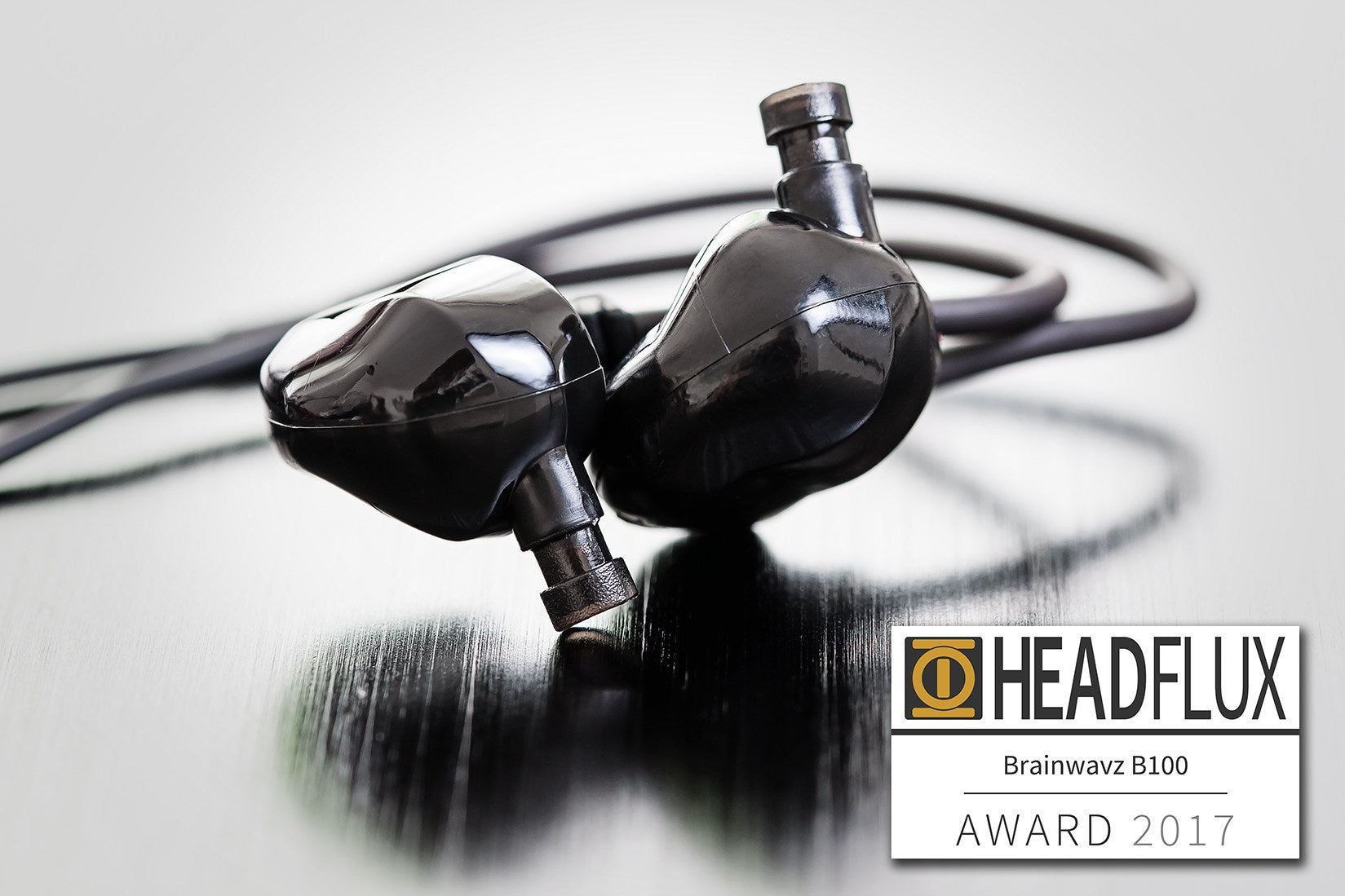brainwavz headflux B1-- award winner