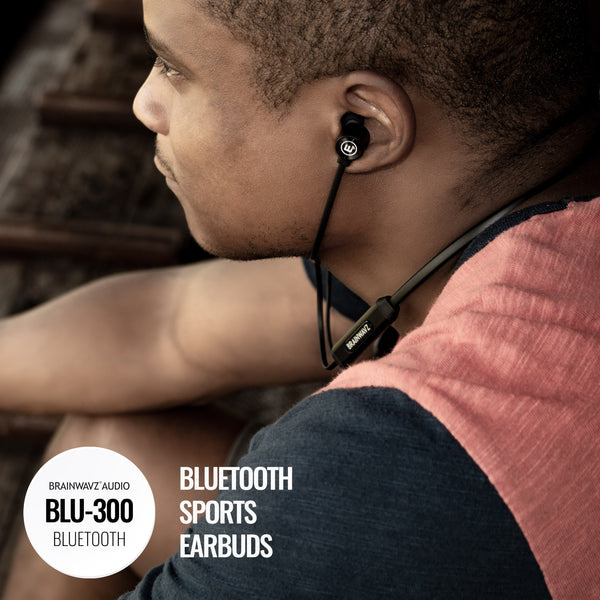 NEW BLU-300 BLUETOOTH EARPHONES