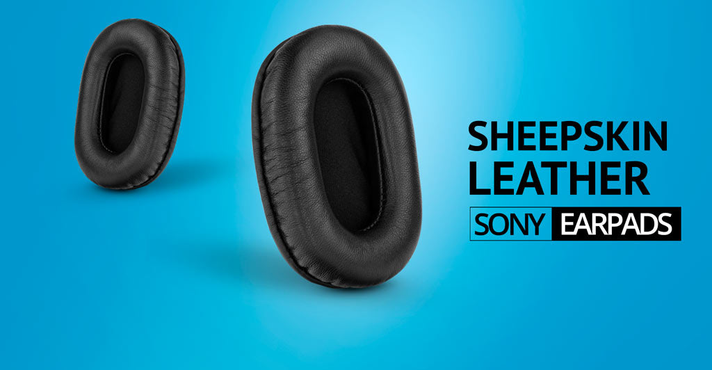 Sheepskin Leather Earpads for Sony - by Brainwavz Audio