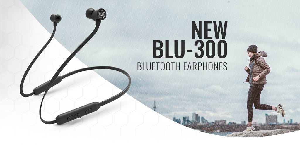 Brainwavz BLU-300 Bluetooth Earphones