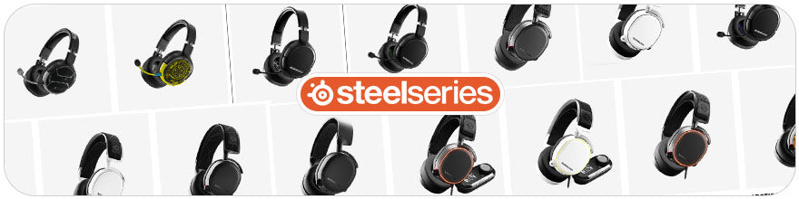 Mashup of all steelseries arctic headsets