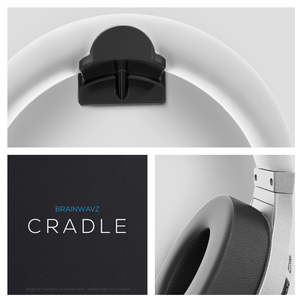 Brainwavz Cradle Headphones Hanger