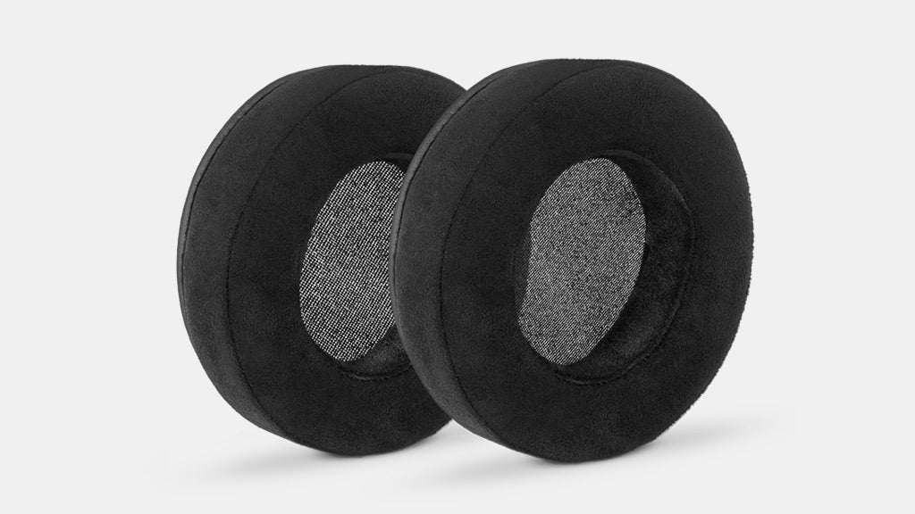 round excel earpads micro suede