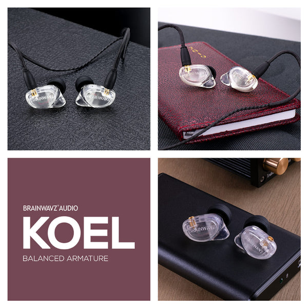 NEW | KOEL | EARPHONES