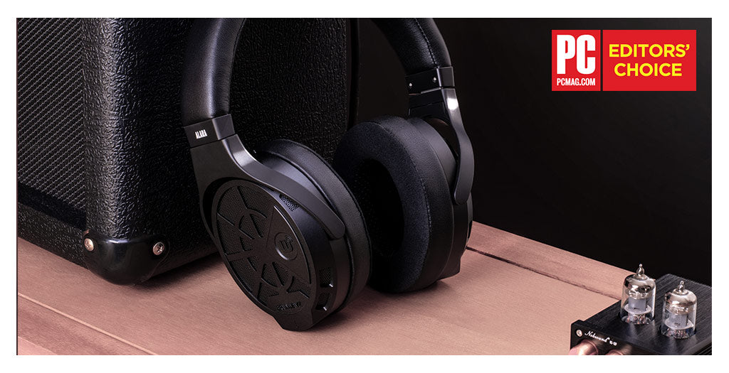 PC mag review the brainwavz alara planar magnetic headphones
