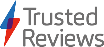 Trusted reviews B400 logo