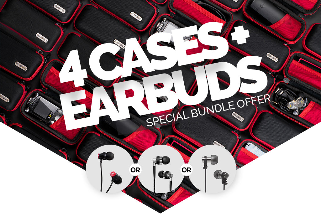 earphone and case deal