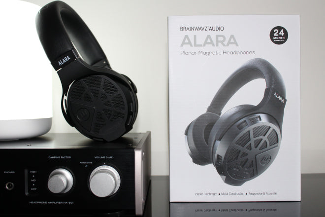 Brainwavz Alara review by the Contraptionist