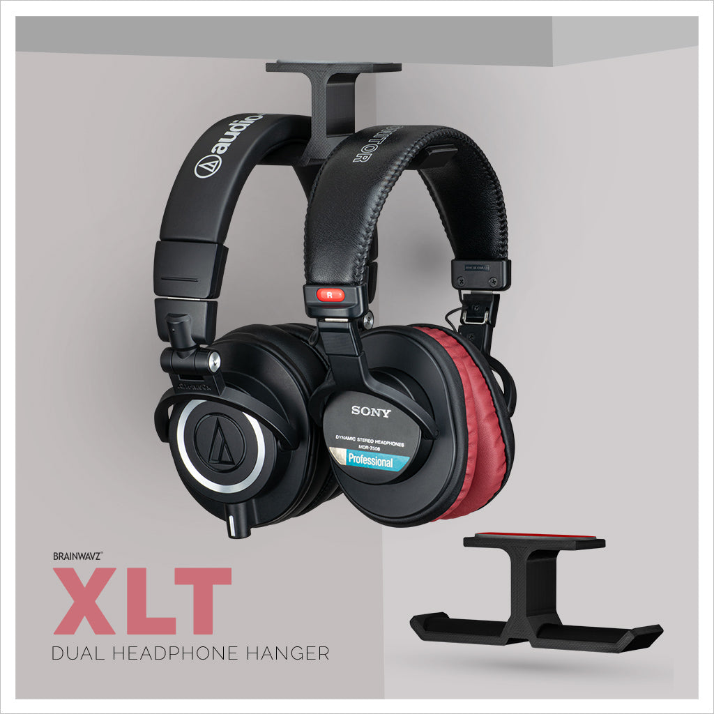 Brainwavz XLY - dual under hanger  for headphones