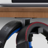BigT - Under Desk Dual Headphone Hanger Stand