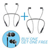 BLU-M2 Wireless Earphones - Buy One Get One Free
