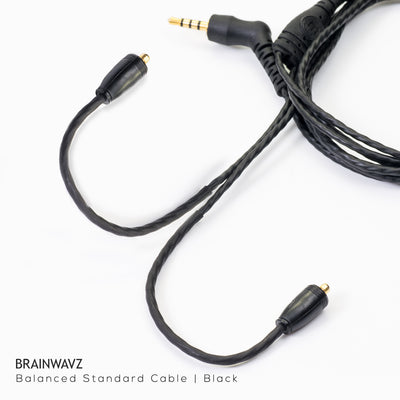 Balanced Cable with MMCX Connector (2.5mm Jack)