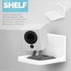 Mini Square Shelf for Security Cameras, Baby Monitors, Speakers, Plants & More