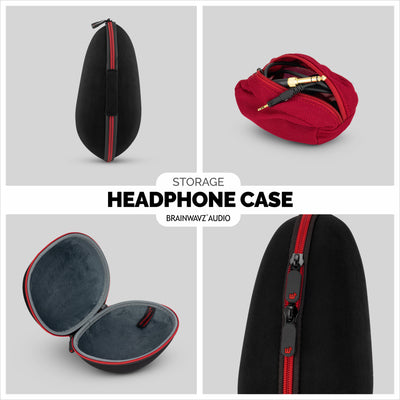 Headphone Hardcase + Colossus Headphone Hanger Special Bundle Deal