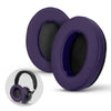 Oval Replacement Earpads - Suitable for many Headphones (Various Colours)