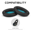 Brainwavz Replacement PU Leather Earpads for BOSE QC Headphones
