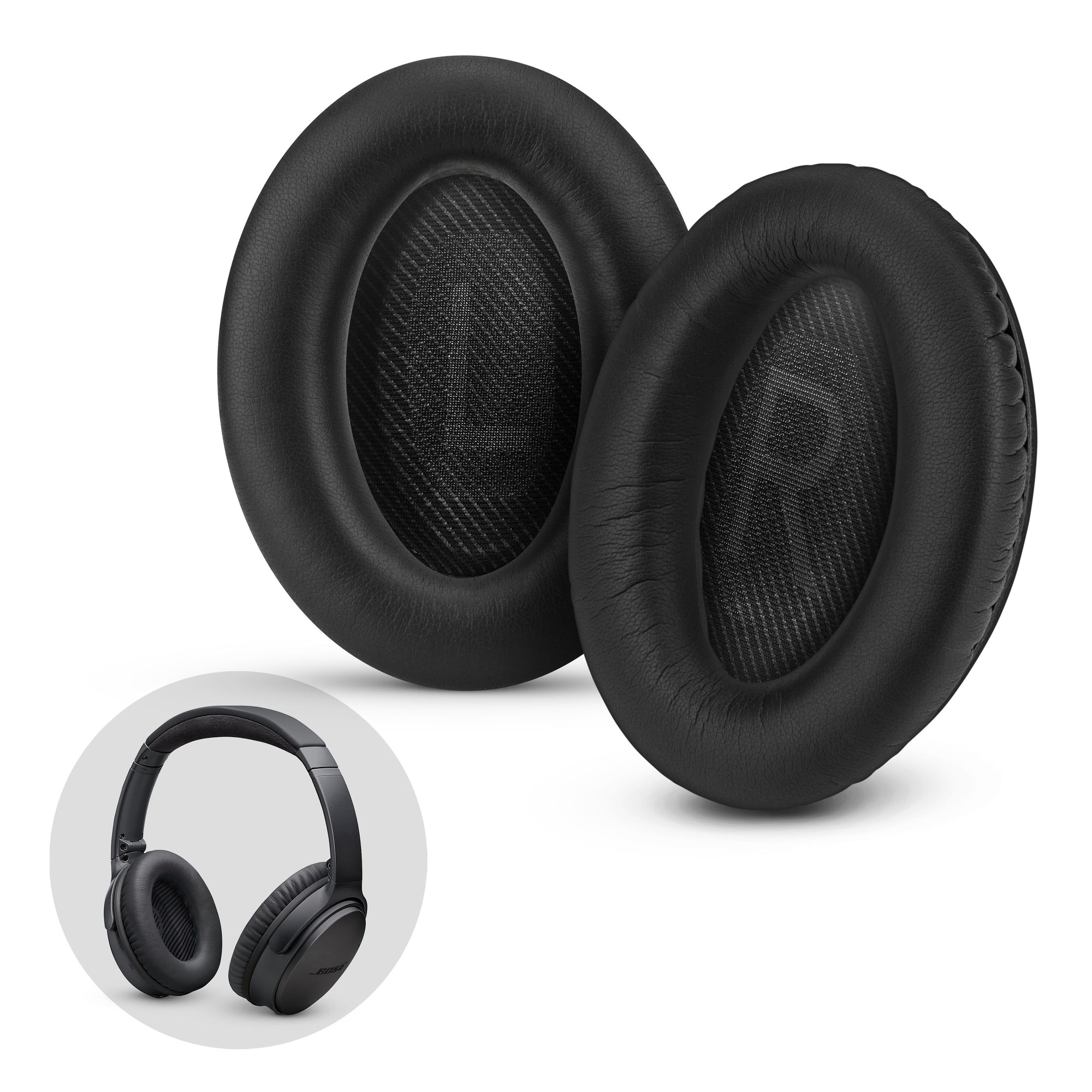 Premium Replacement Earpads for BOSE QC35 & QC35ii Headphones