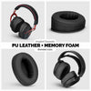 Headphone Memory Foam Earpads - Oval - Angled