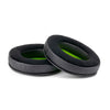Hybrid Earpads (PU Leather + Velour) - for Razer Kraken Headphones
