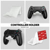 Brainwavz Sony PS4 Game Controller Wall Mountable Holder - Singles