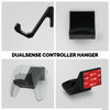 Wall mounted hanger for PlayStation DualSense controllers - 2 Pack