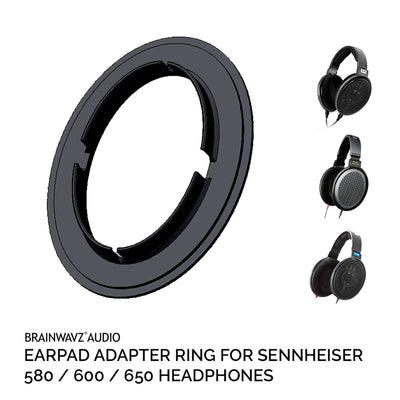 Brainwavz Earpad Ring For Sennheiser 580 / 600 / 650 Headphones