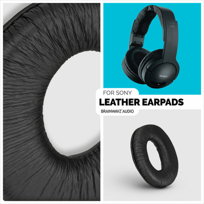 Leather Earpads for Sony MDR-RF985R