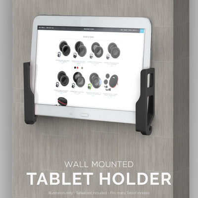 Tablet and Phone Wall Mounts