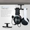 XLT - Under Desk Dual Headphone Hanger